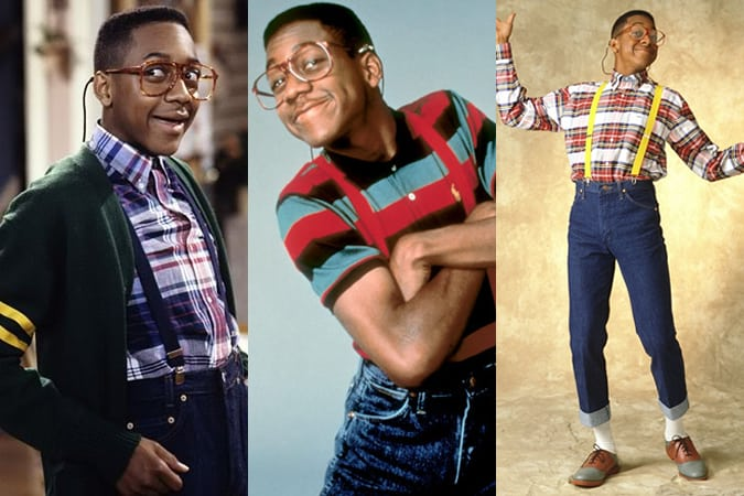 5 Unlikely Men s Style Icons   FashionBeans 5  Steve Urkel from Family Matters