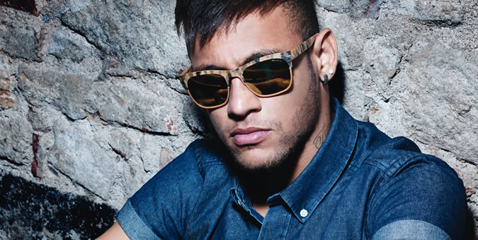 Neymar Jr For Police Sunglasses SS15 FashionBeans
