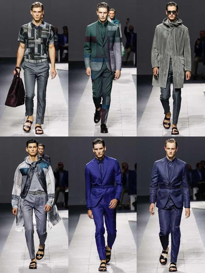 Défilés Brioni Menswear SS16