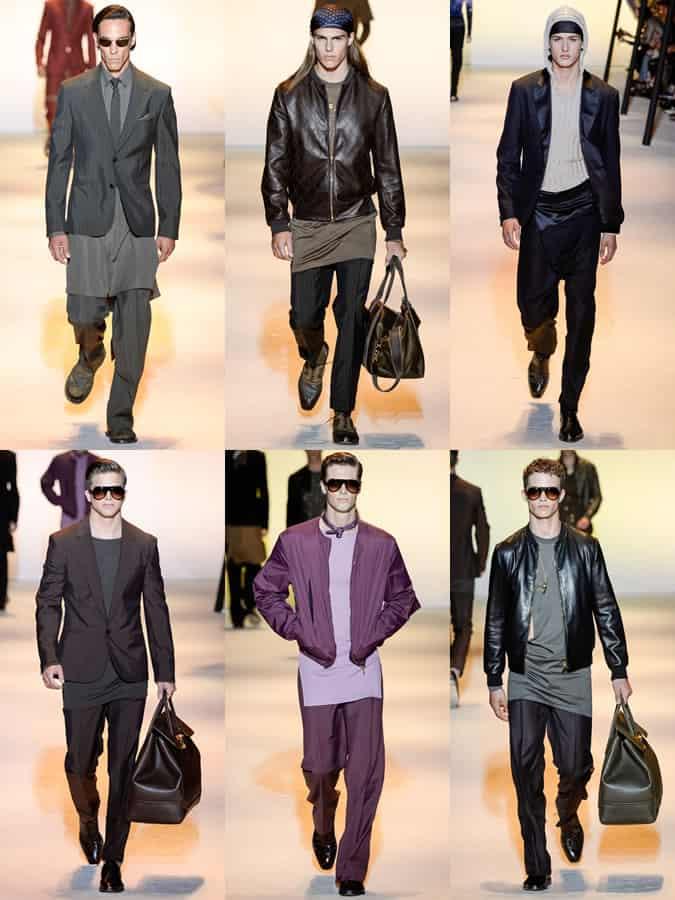 Défilés Versace Menswear SS16