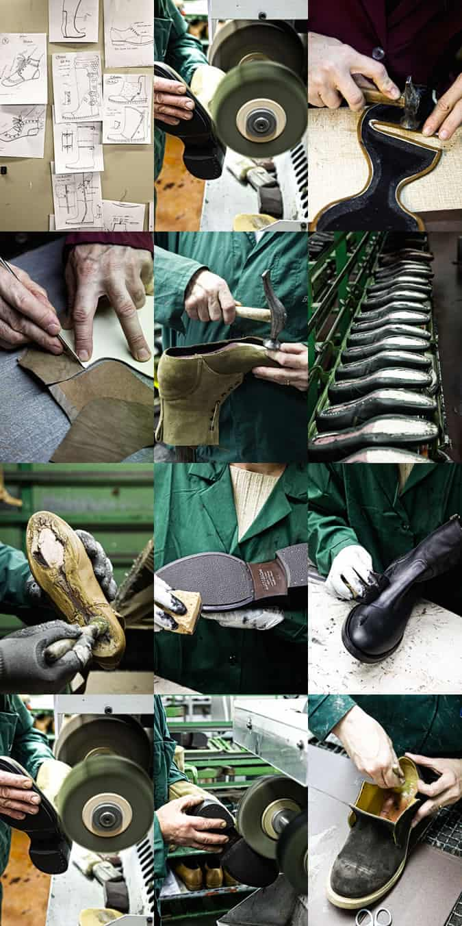 Chaussures et baskets faites main Buttero