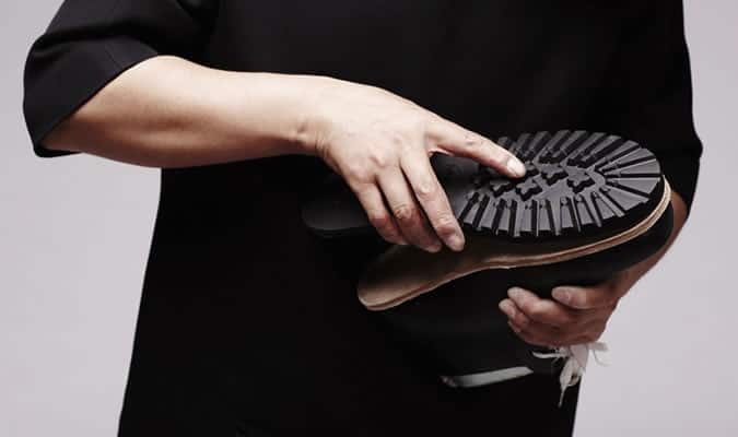 Chaussures et baskets faites main Feit