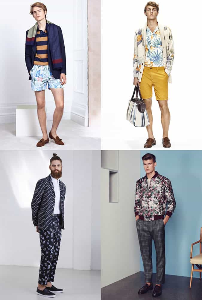 Look Clashing Prints Outfit Inspiration pour homme