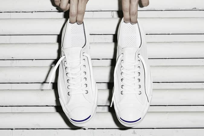 Converse - Jack Purcell - Baskets «Signature»