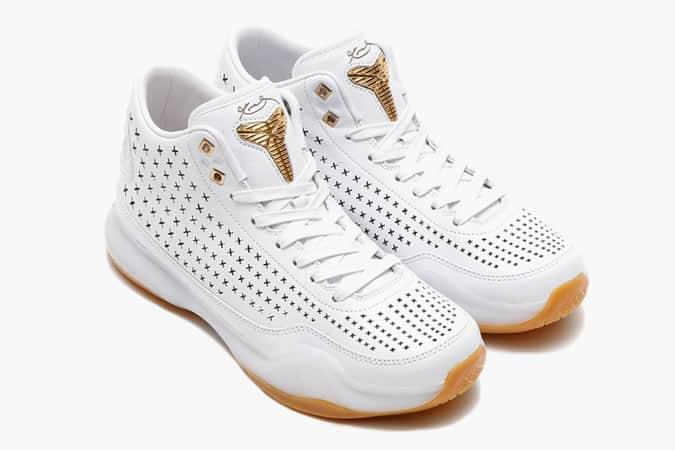 Nike - Kobe 10 Mid - Baskets avec semelle en gomme