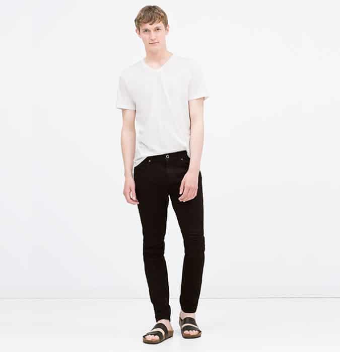 Sandales avec jean Outfit Inspiration Lookbook