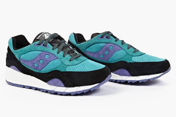 Saucony Suede Shadow 6000 Sneakers