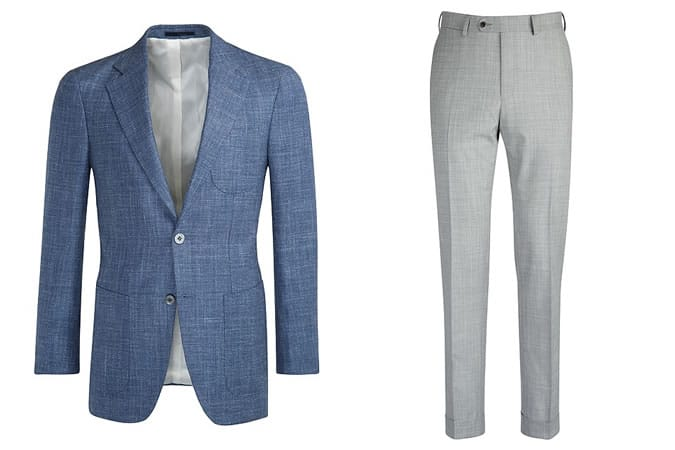 Pantalon et blazer Suitsupply