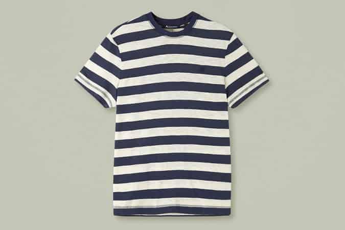 T-shirt rayé Buster