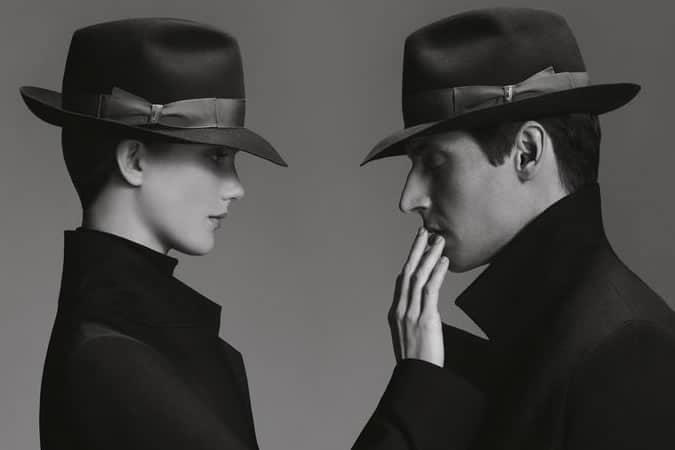 Chapeaux Borsalino pour hommes