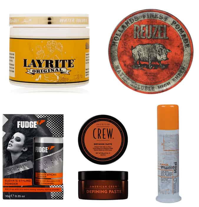 Recommended Products - Quiffs