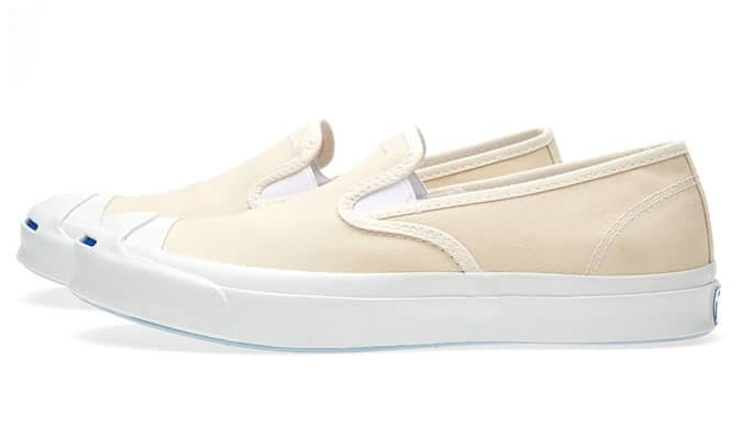 CONVERSE JACK PURCELL SIGNATURE SLIP ON Natural