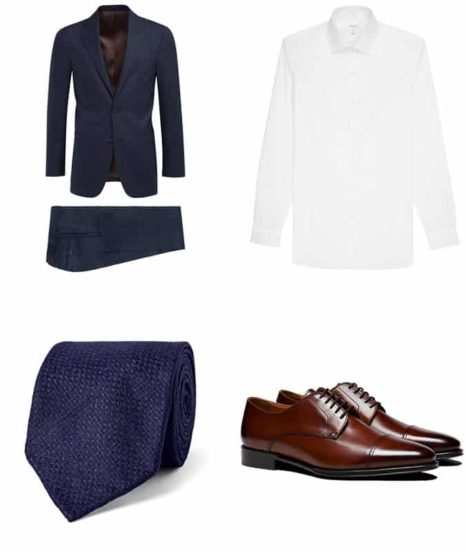 Men's Corporate Office Outfit