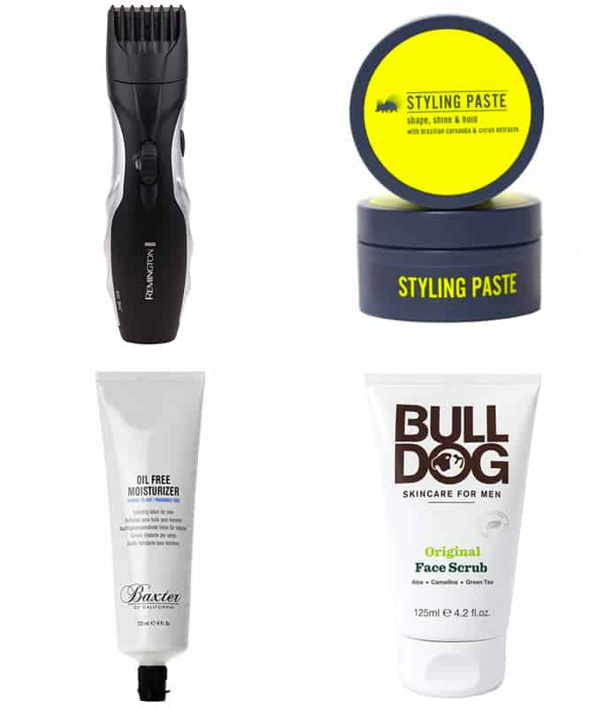 Men's Short/Tailored Beard Grooming Products