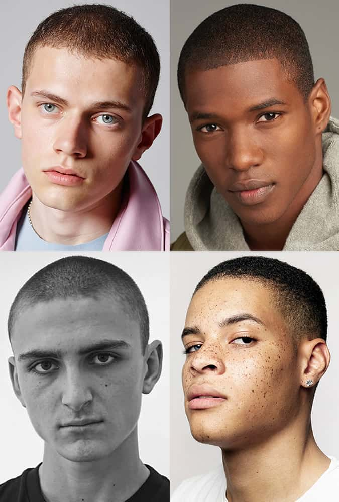 The Complete Guide To Mens Buzz Cuts FashionBeans