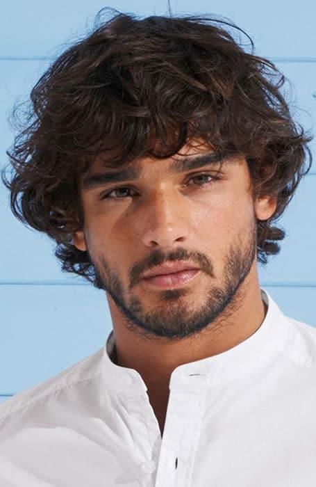 Image Result For Mens Shoulder Length Hairstyles