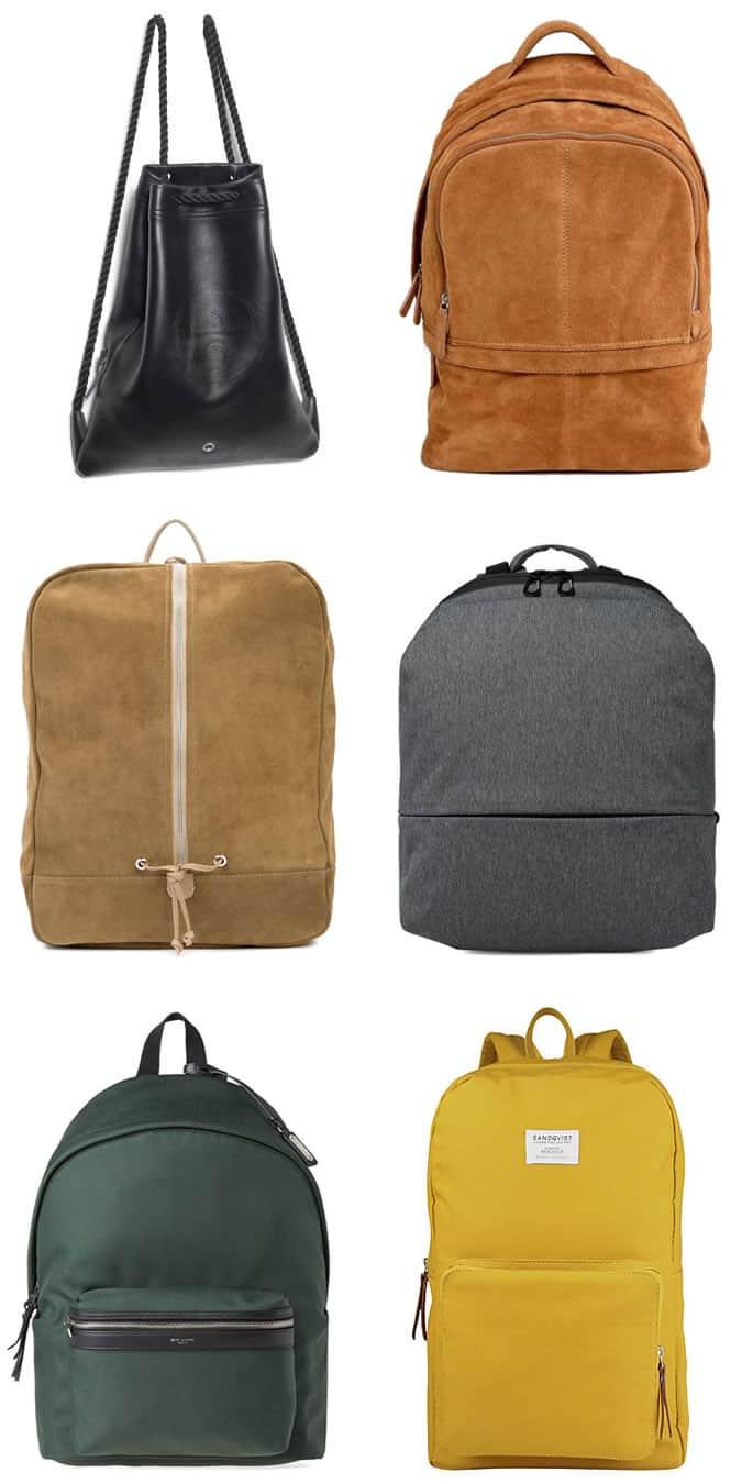 Sacs à dos et sacs à dos pour hommes