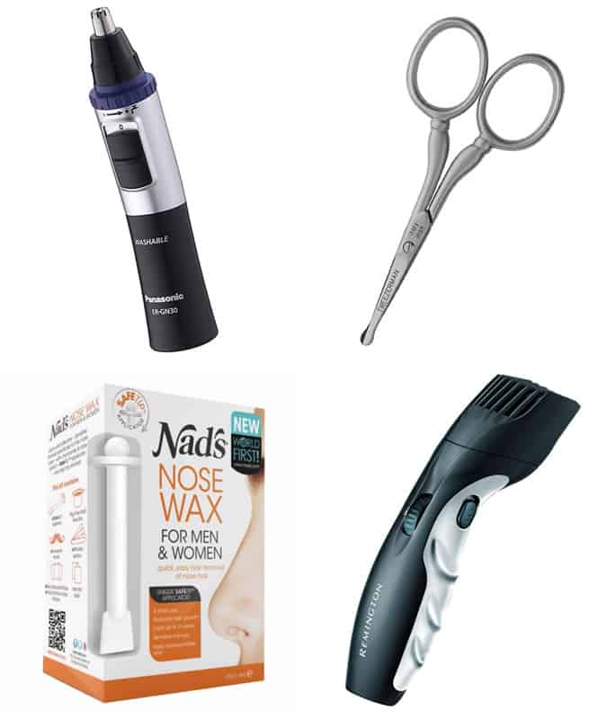 Men's Facial Hair Trimmers and Tools