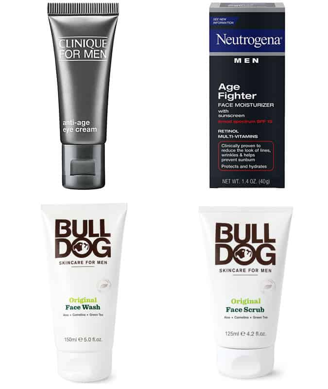 Men's Essential Grooming Products In Your Twenties