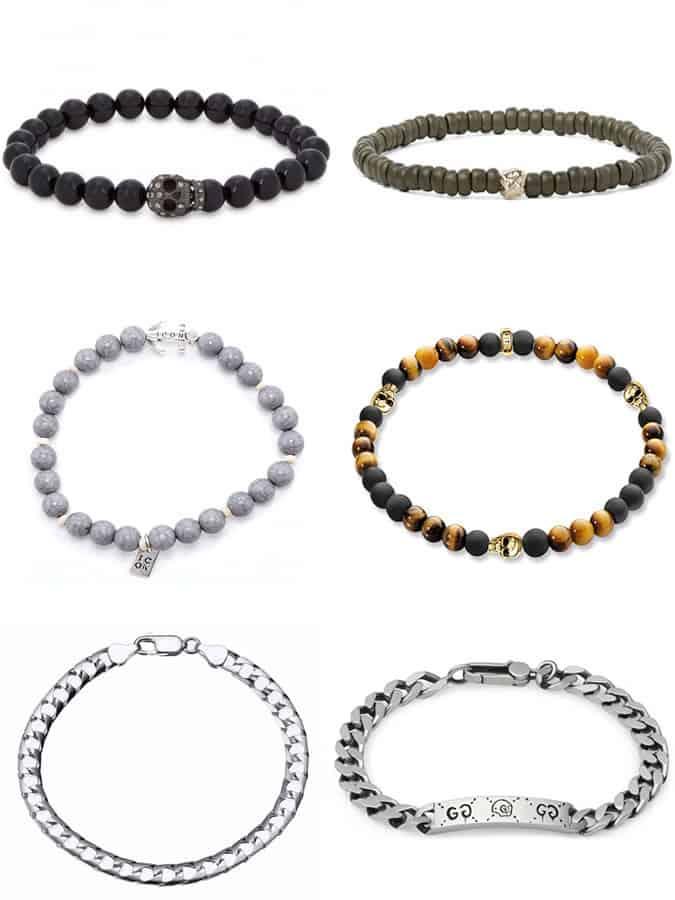 Bracelets pour hommes
