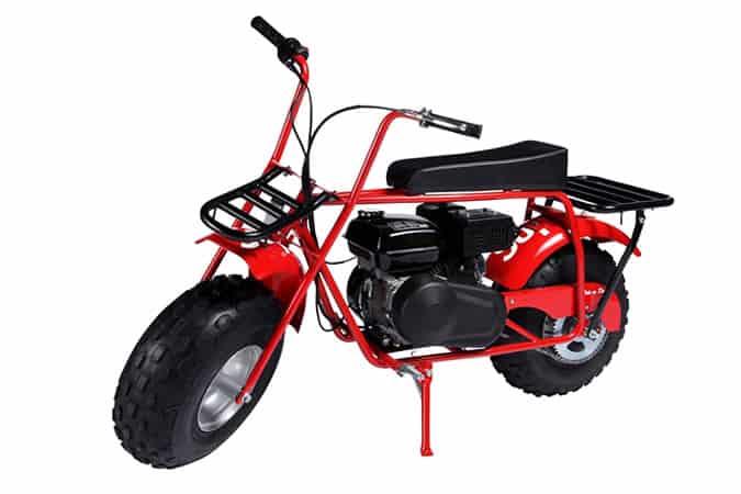 Supreme + Coleman Mini Bike