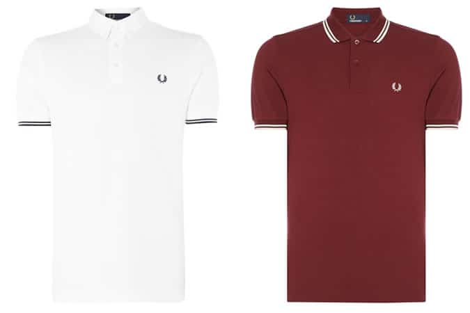 Polos pour hommes - Fred Perry