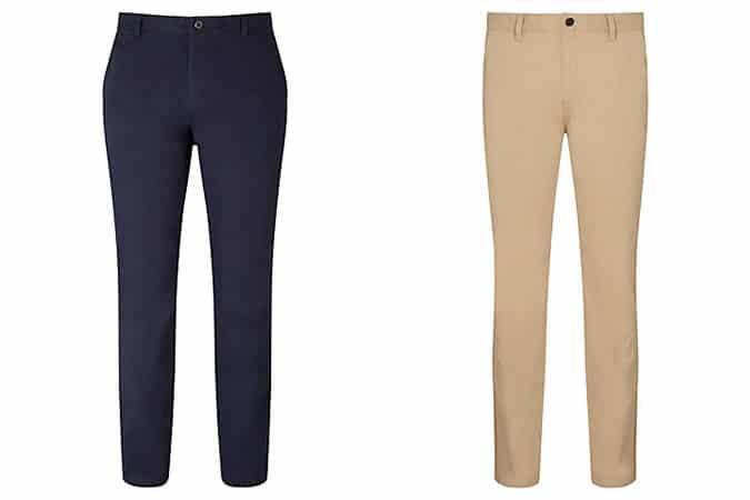 Pantalon chino homme Basics - John Lewis