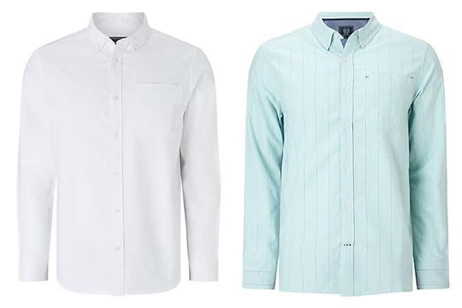 Chemises boutonnées Oxford de base pour hommes J.Crew