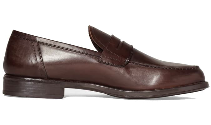 Mocassins Brooks Brothers Classic Penny