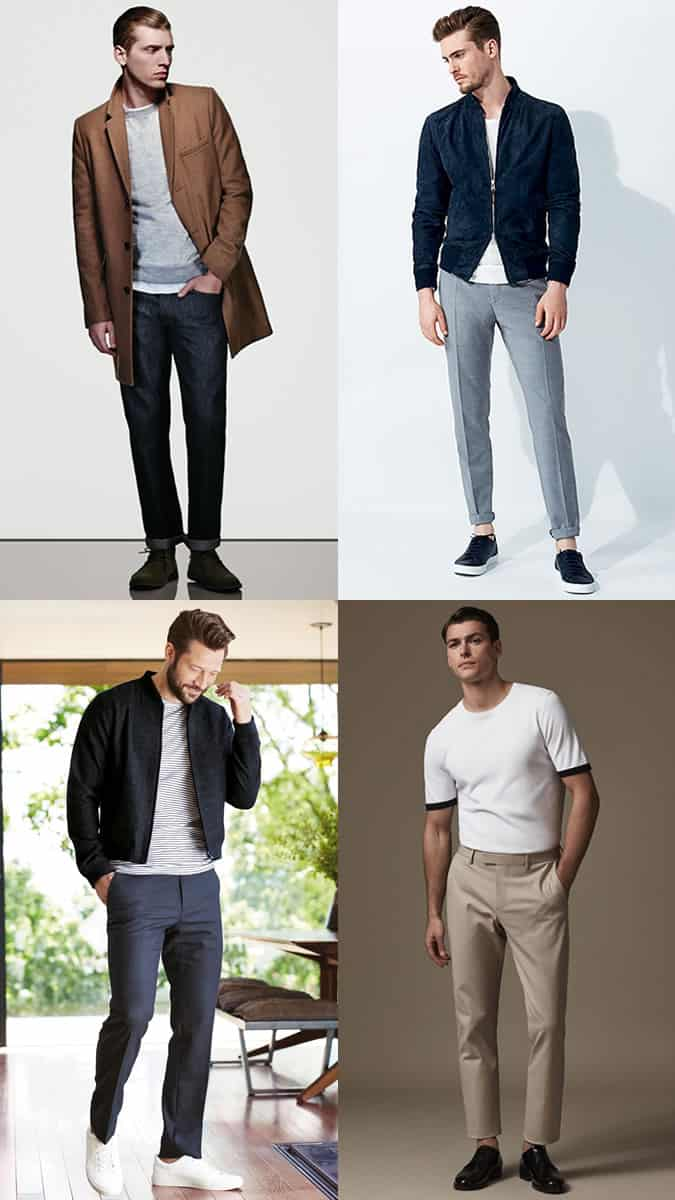 smart-casual outfit ideas for men