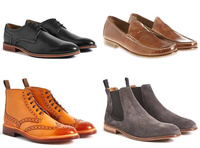 Chaussures M&S abordables pour hommes