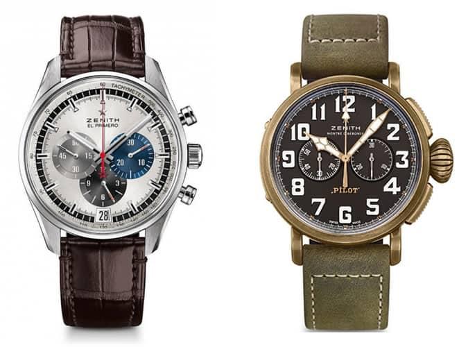 the best Zenith watches for men