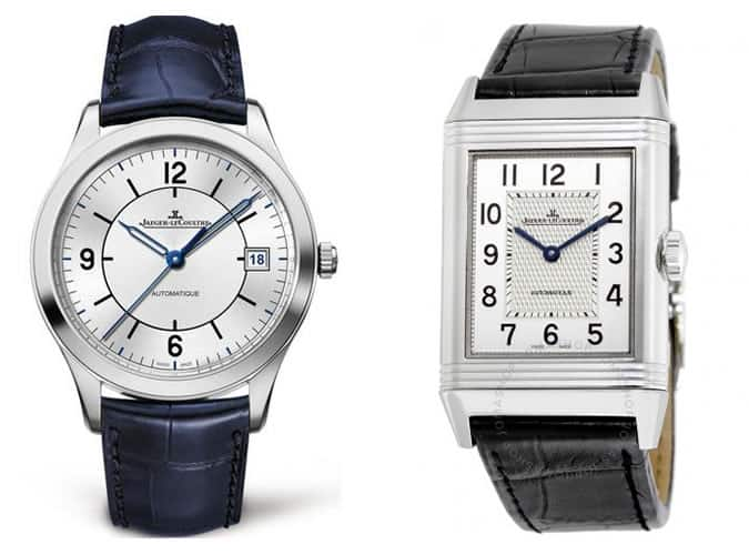 the best Jaeger LeCoultre watches for men