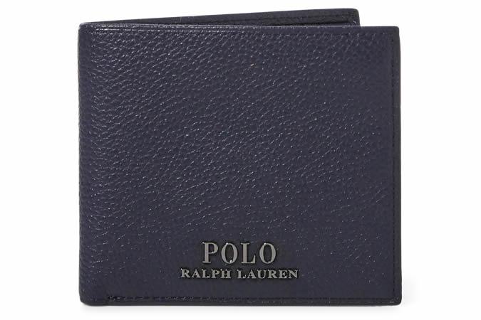Portefeuille en cuir POLO RALPH LAUREN