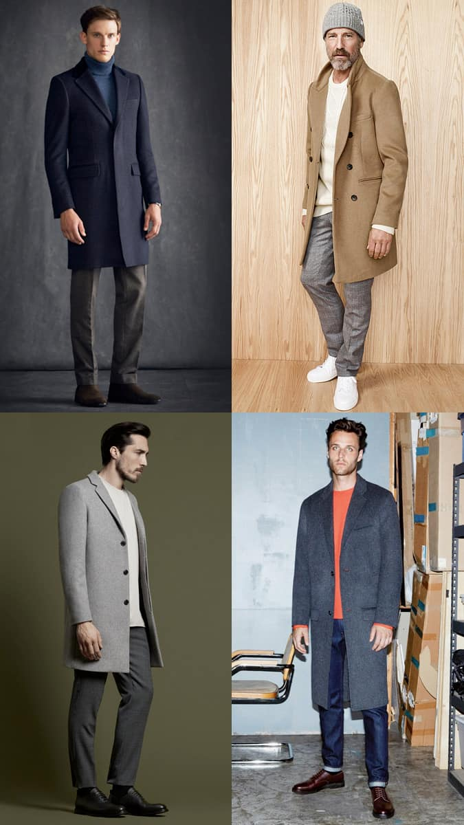 How To Wear A Wool Overcoat