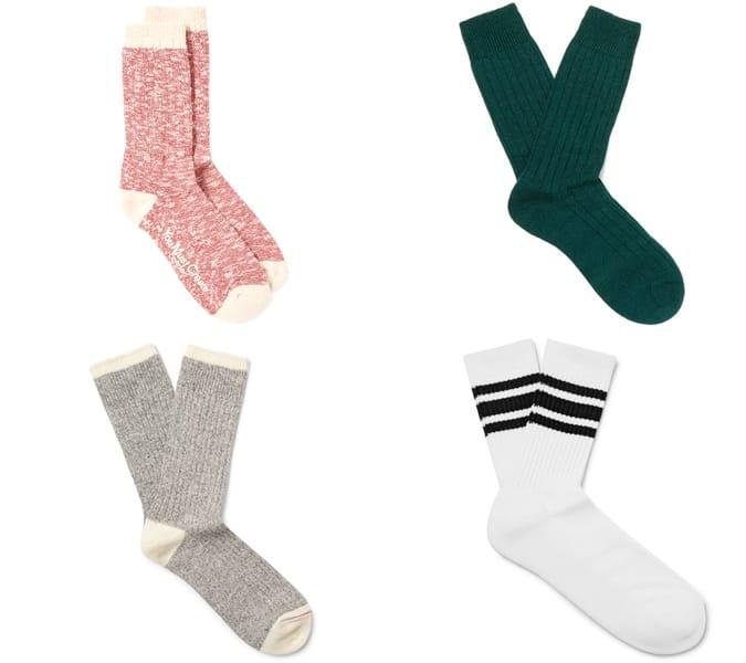 les meilleures chaussettes d'hiver pour hommes