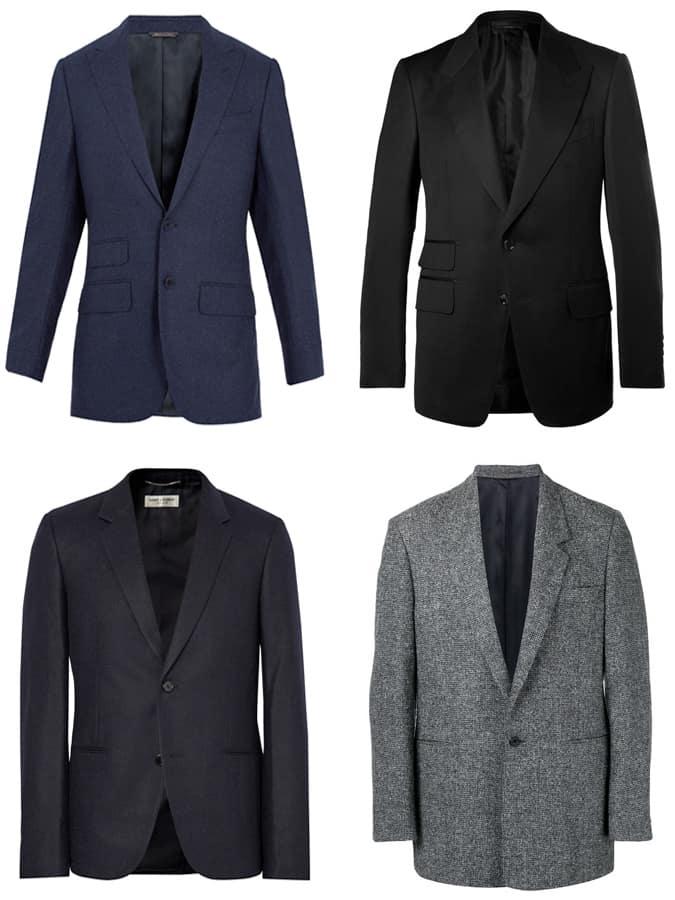 les meilleurs costumes pour hommes de plus de 1000 £