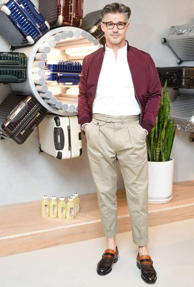 Eric Rutherford At Rimowa x Alexandre Arnault Pop-up