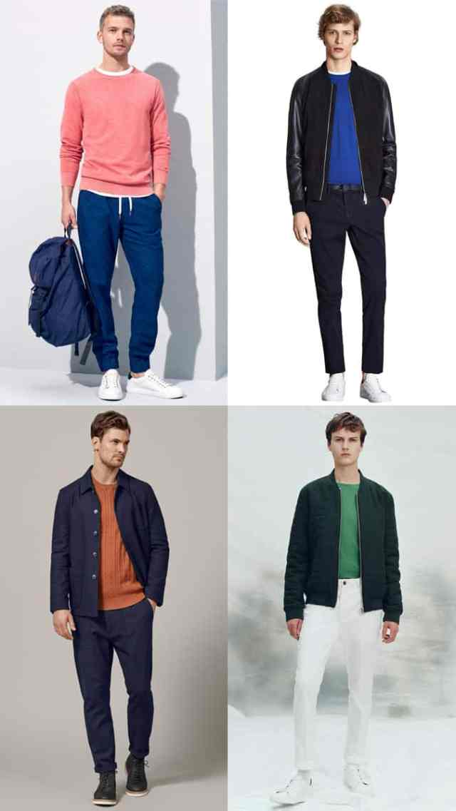 How To Wear Pops Of Colour