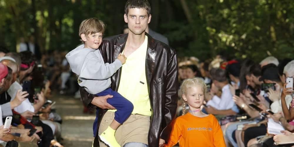 Balenciaga SS18 Menswear Show