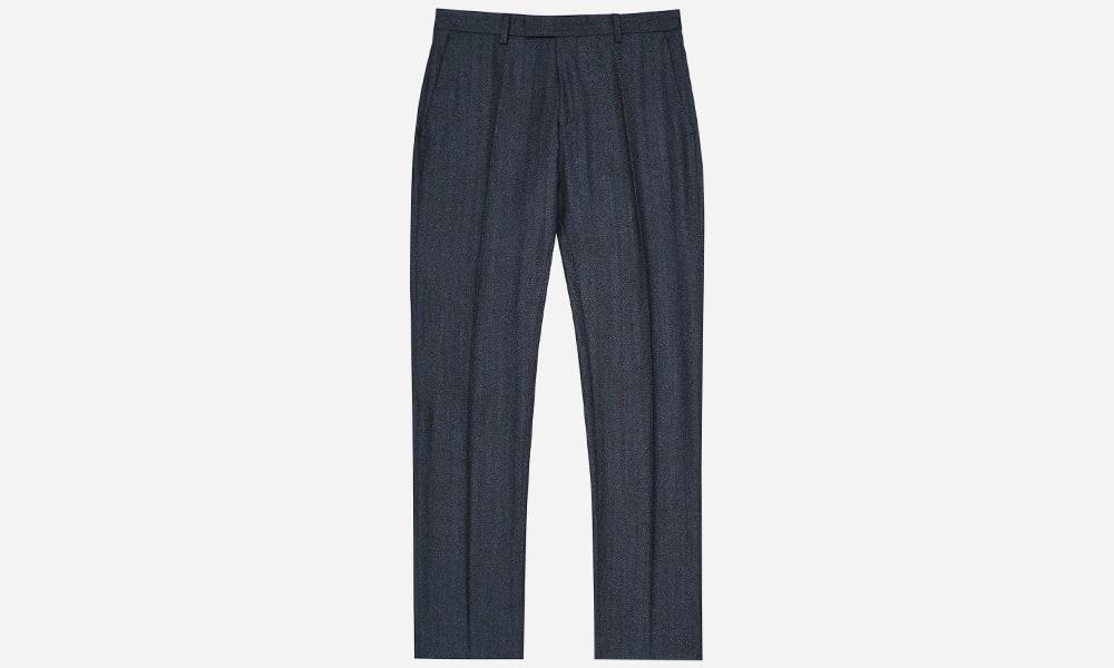 Pantalon Ossian T à chevrons