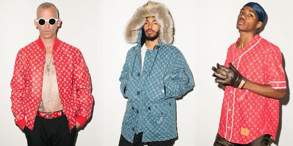 Supreme x Louis Vuitton Collection Hommes