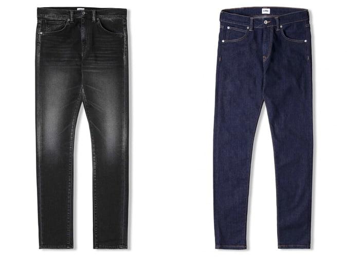 Le jean skinny Edwin Best pour homme