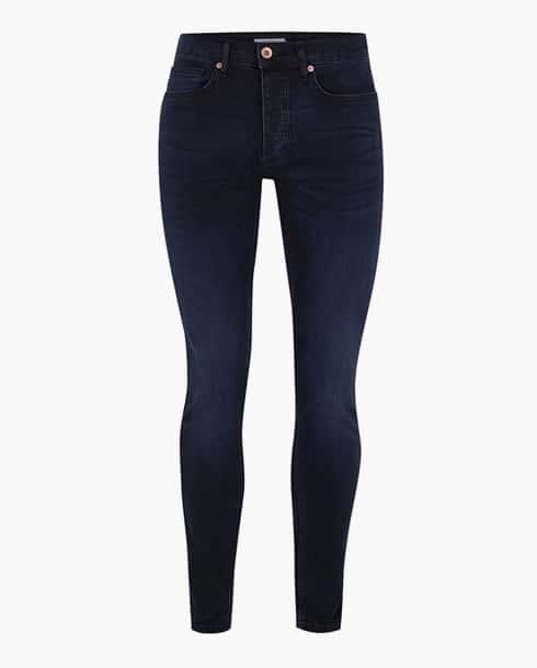Topman Denim Jeans pour hommes: la coupe skinny stretch