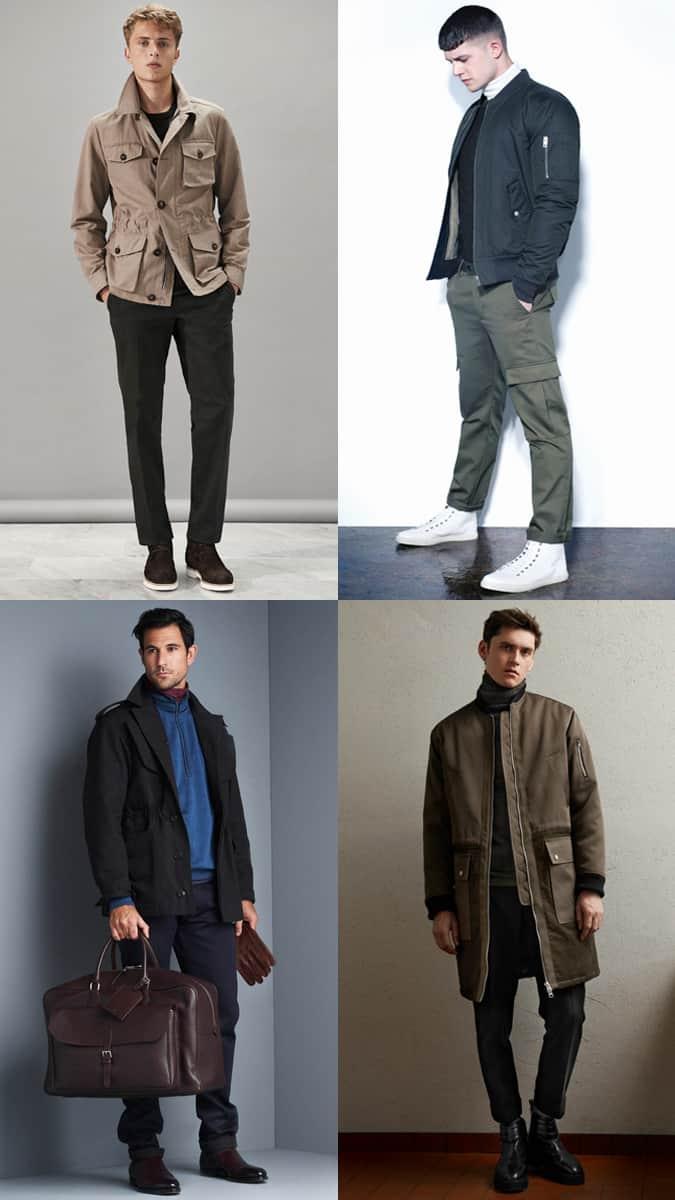 Comment porter des vêtements utilitaires pour hommes