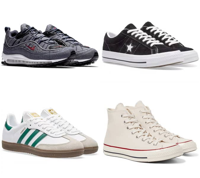 The Best Old School Trainers For Men