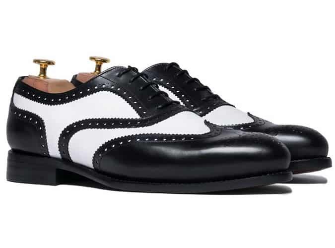 Chaussures richelieu Spectator pour homme