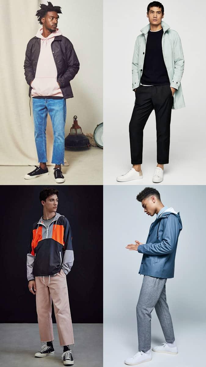 Comment porter des vestes techniques