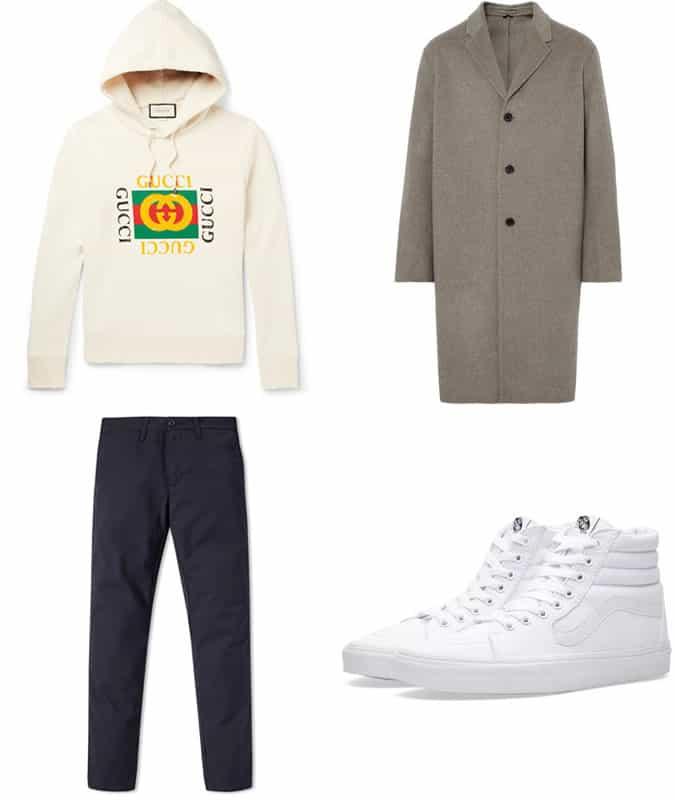 Comment porter le streetwear avec logo et déclaration à l'âge adulte