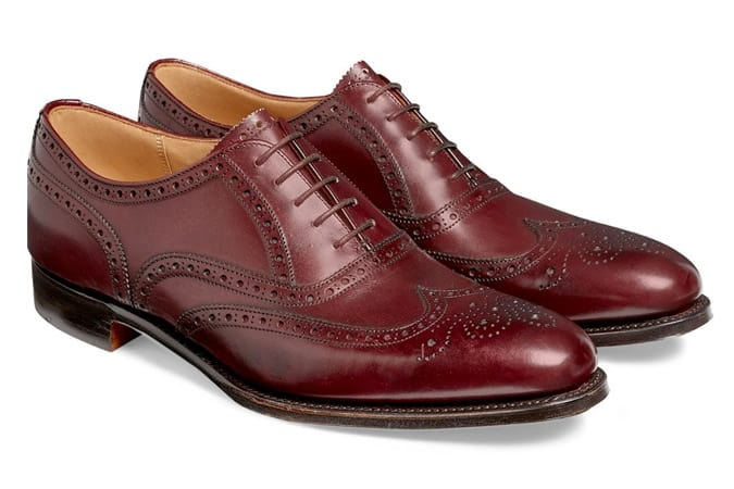 Chaussures Cheaney Wingtip